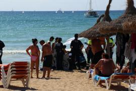 Playa de Palma: Deutscher vor dem Ertrinken gerettet