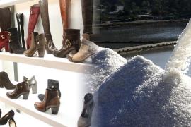 Mehr Salz als Schuhe