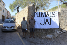 Alaró: Anwohner fordern Abwasserkanäle