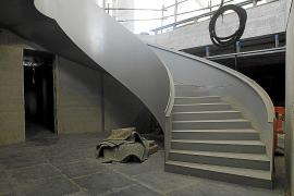 Kongresspalast: Sieben Jahre Bauzeit - statt drei