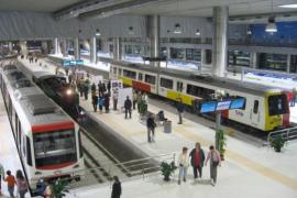 Metro und Bahn am Montag gratis