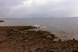Wetterumschwung auf Mallorca