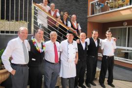 Hotel Peguera Beach feierte