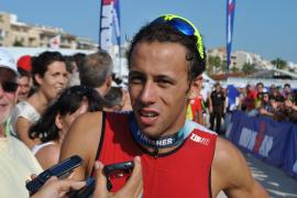 Der Mallorquiner MIguel Ángel Fidalgo sorgte mit seinem zweiten Platz beim Ironman Mallorca für eine Riesenüberraschung.