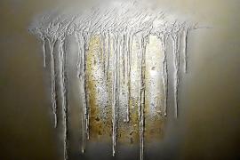 Leuchtende Kunst in der Galería Minkner