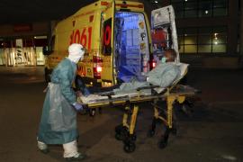 In allen drei Verdachtsfällen auf den Balearen fiel der Ebola-Test negativ aus. Foto: V. Vasilev