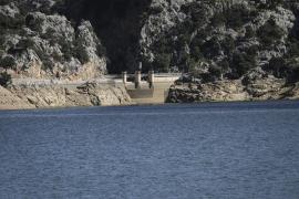 Wasserreserven auf Mallorca sind auf Tiefstand