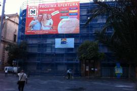 Müller Markt zieht 2015 an die Plaza España