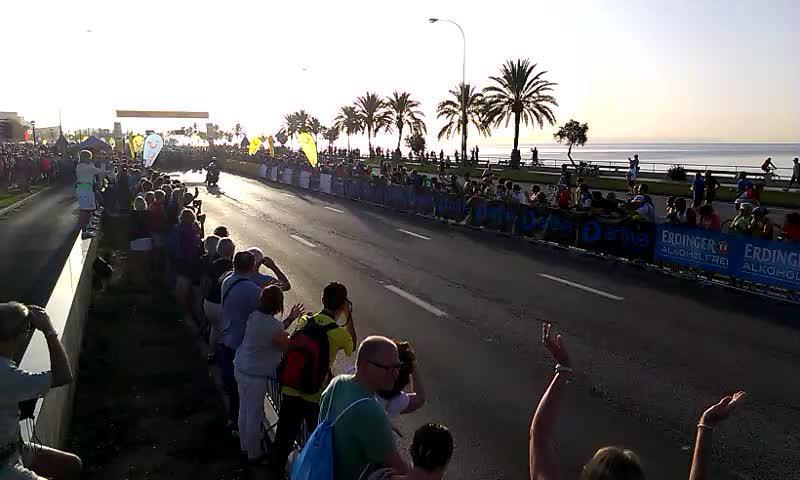 11. TUI-Marathon gestartet