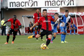 Real Mallorca gewinnt drittes Spiel in Folge