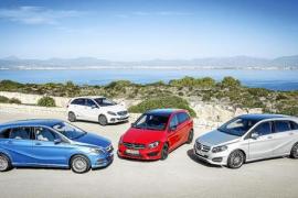 Mercedes präsentiert neue B-Klasse auf Mallorca