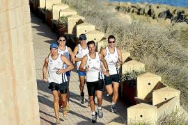Mallorquiner auf Marathon-Tournee
