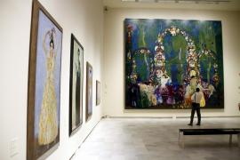 Dauerausstellung im Caixaforums in Palma.