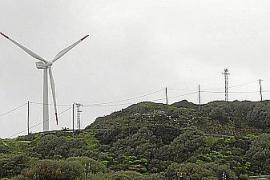 Halb Mallorca für Windkraft geeignet