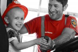 Feuerwehr macht sich für Kinder stark