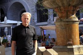 Mallorca-Wanderer Jürgen Trittin