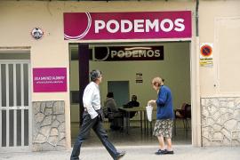 Podemos hat seit einigen Wochen ein Büro in Palma, in der Straße Julià Álvarez, Nummer 9.