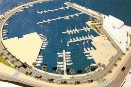 So könnte er aussehen, der neue Hafen von Molinar.