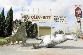 Algaida, Manacor, Porto Cristo: Dinos wurden umgezogen.