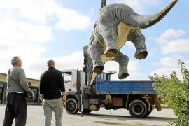Dinosaurier ziehen um