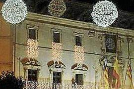Palma erstrahlt weihnachtlich am 28. November