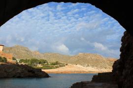 Erst am Sonntag droht auf Mallorca Lehmregen