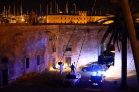 Tödlicher Sturz von Palmas Stadtmauer