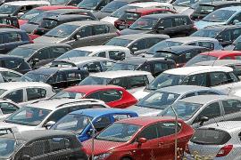 Autoverleiher auf Mallorca zufrieden mit Saison
