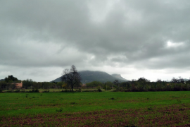 November verabschiedet sich mit Regen