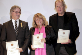 Auszeichnung für deutsche Unternehmer