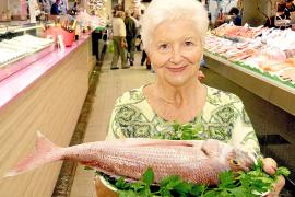 Die mallorquinische TV-Köchin Paquita Tomás schwört auf Fisch und definiert damit eines der Erfolgsgeheimnisse für ein gesundes