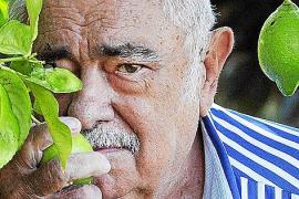 Auch Verleger Pere A. Serra engagiert sich für gesunde Lebensmittel aus Mallorca.
