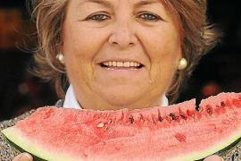 Manuela de la Vega vom Verband der Nierenkranken auf Mallorca.