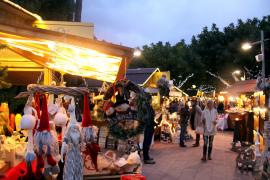 Weihnachtsmarkt in Puerto Portals geht am längsten