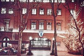 Auch Energieversorger Gesa erwarb um 1970 einen Weihnachtsbaum von Uli Werthwein für den Firmensitz am Borne.