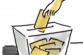 Wählerregister schließt bereits am 30. Dezember