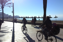 Sonniger Winterbeginn auf Mallorca