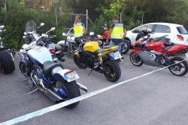 Hells-Angels-Motorräder versteigert