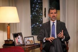König Felipe unterstützt Kampf gegen Korruption