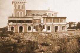 Das einstige Hotel Castellet, eine der ersten Herbergen in dem Fischerort.