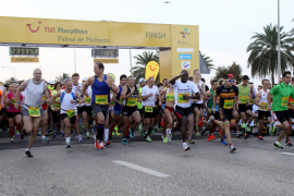 Aus TUI-Marathon wird Palma de Mallorca Marathon
