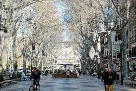Der Paseo del Borne gehört zu den teuersten Pflastern in Palma.