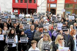 Kundgebung auch in Palma