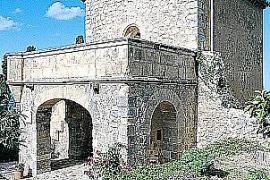 """Im Kloster Miramar lehrte Llull Missionare seine """"Ars"""" und die arabische Sprache."""