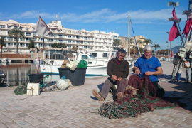Die Fischer von Cala Bona sind sauer