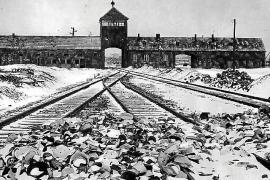 Das Konzentrationslager Auschwitz, Symbol des Holocaust schlechthin, wurde am 27. Januar 1945 befreit.