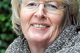 Ließ nicht locker und bewies Organisationstalent: Ruth Albrecht.