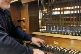 organo iglesia son armadans