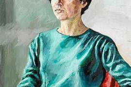 Ausdrucksstarke Gesichter kennzeichnen die Porträts von Josep Bover.