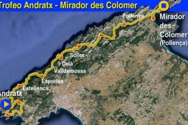 Am Freitag, 30. Januar, liegt das Ziel im Norden der Insel.